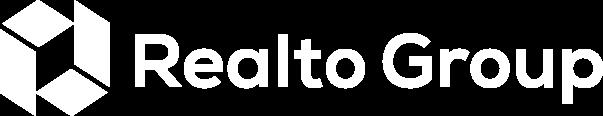Realto Group white logo